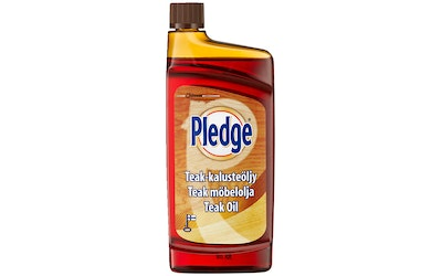 Pledge Teak-kalusteöljy 250ml