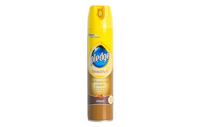 Pledge huonekaluaerosoli 250ml Wood