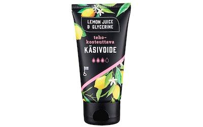 Lemon Juice & Glycerine 75g Tehokosteuttava käsivoide