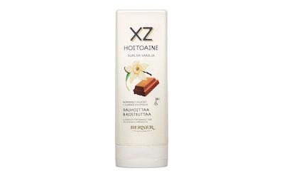 XZ suklaa vanilja hoitoaine 200ml rauhoittaa ja kosteuttaa
