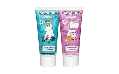 Oxygenol Niiskuneiti hammastahna 50ml 3-5 vuotiaille
