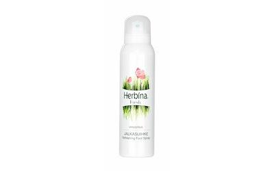 Herbina jalkasuihke 150ml Fresh