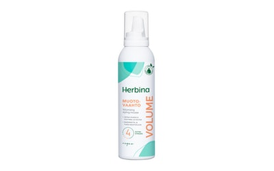Herbina muotovaahto 200ml volume ultra strong
