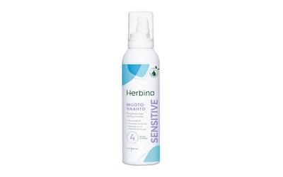 Herbina muotovaahto 200ml Sensitive Extra Strong