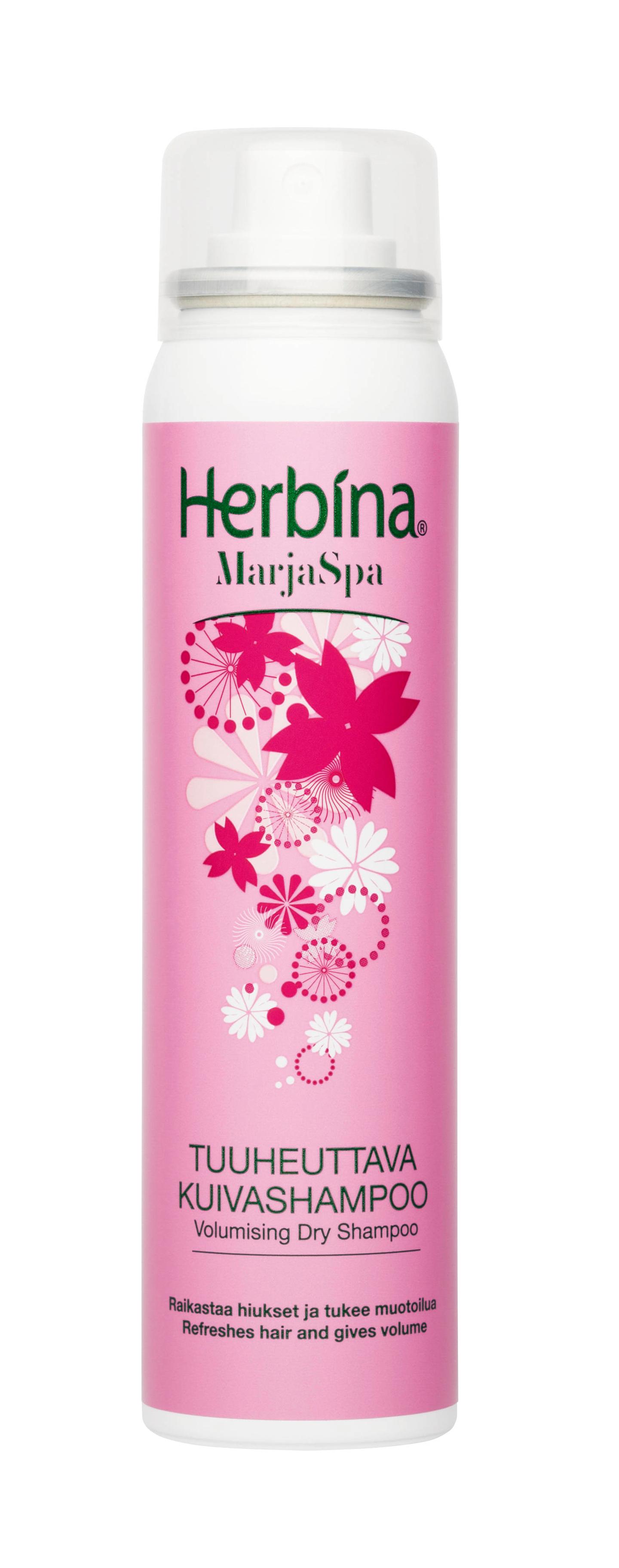 Herbina kuivashampoo 100ml marjaspa – K-Ruoka 6e067f9049