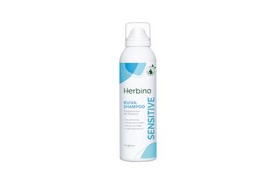 Herbina kuivashampoo 200ml Sensitive