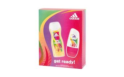 Adidas Get Ready lahjapakkaus naisille