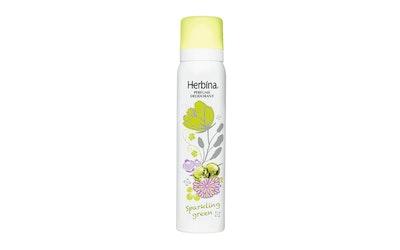 Herbina parfyymideodorantti 100ml Sparkling Gree