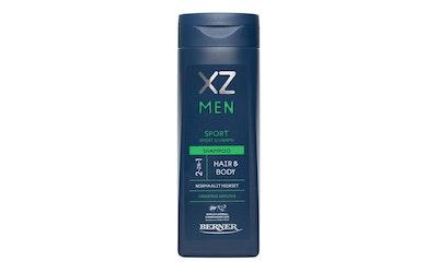 XZ Men shampoo 250ml 2in1 sport