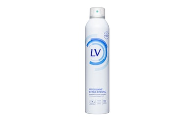 LV hiuskiinne 300ml extra strong hajusteeton