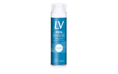 LV Men parranajogeeli 200ml sensitiv