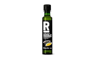 Rajamäen ekstra-neitsyt-oliiviöljy + balsamietikka 0,25l