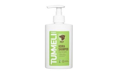 Tummeli Pet koira shampoo 300ml - kuva