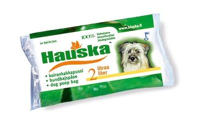 Hauska koirankakkapussi 2l 20 kpl rll