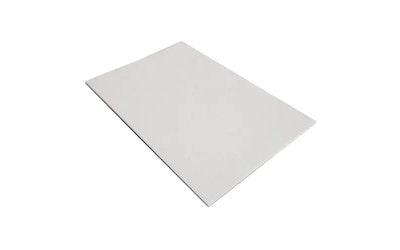 Pisla huopatassu 200x300mm valkoinen