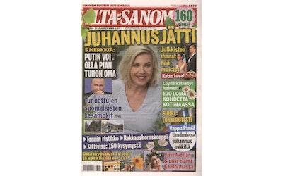Ilta-Sanomat erikoisnumero sanomalehti