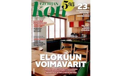 Glorian Koti aikakauslehti