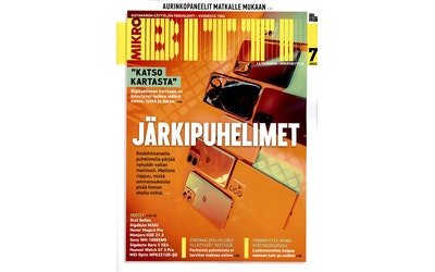 MIKROBITTI aikakauslehti