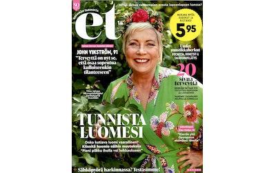 ET-Lehti aikakauslehti