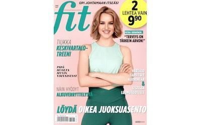 Fitness aikakauslehti
