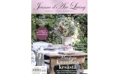 Jeanne d'Arc Living aikakauslehti