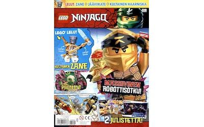 Lego Chima aikakauslehti