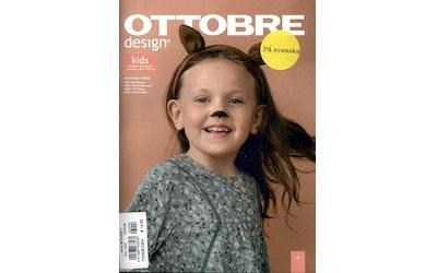 Ottobre Design Swe aikakauslehti