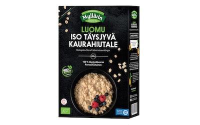 Myllärin Luomu 600g Luomu Iso Täysjyväkaurahiutale