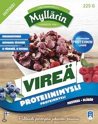 Myllärin 225g Vireä Mustikka Proteiinimysli
