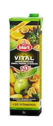 Marli Vital 1L 50 %vähem.sokeria hednektari+10vitamiinia