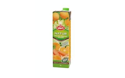 Natur 1l appelsiini-porkkana-inkivääri täysmehu