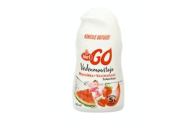 Marli GO vedenmaustaja 50ml mansikka-vesimelini sokton