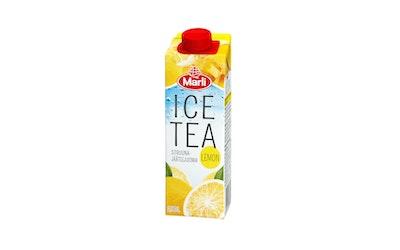 Marli IceTea 2,5dl sitruuna jääteejuoma