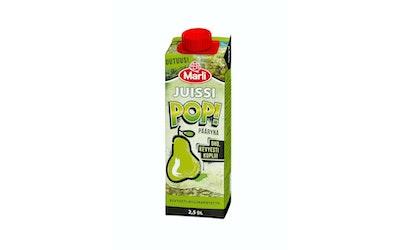 Juissi POP 2,5dl päärynämehujuoma