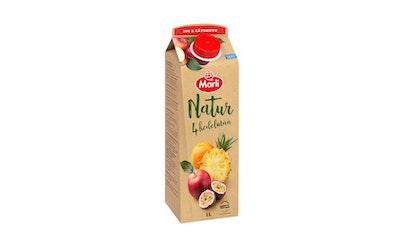 Natur 4 hedelmää täysmehu 1l