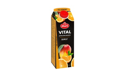 Vital appelsiini-mangojuoma 1l ACE vitamiinit