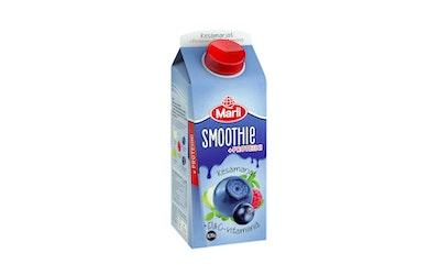 Marli kesämarjat smoothie + D&C -vitamiinit ja proteiini 0,75l