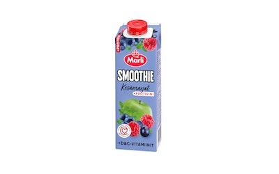 Marli kesämarjat smoothie D&C -vitamiinit ja proteiini 2,5dl