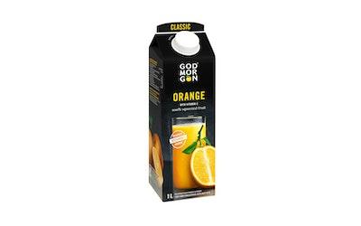 God Morgon appelsiinitäysmehu 1l