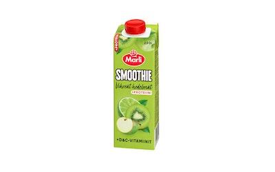 Marli vihreät hedelmät smoothie D&C -vitamiinit ja proteiini 2,5dl