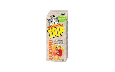 Mehukatti 2dl appel-mandar-omena mehu lu