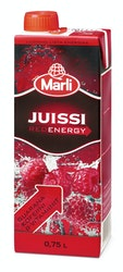Marli Juissi 0,75l Red Energy