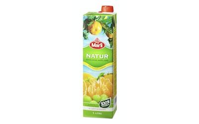 Marli Natur 1l  Mandariini-appelsiinitäysmehu 100%