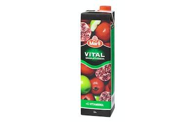 Marli Vital 1l Granaattiomenajuoma + antioksidantteja