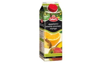 Marli Tarhurin Appelsiini-omena-ananas-mango 1L