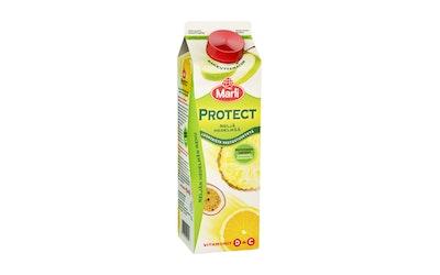 Marli Protect 4 hedelmäää mehu 1l + LBGG ja D&C-vitamiinit