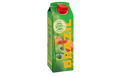 Brazil Omena 1L 100% täysmehu
