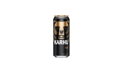 Karhu III olut 4,6% 0,5l tlk SI