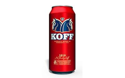 Koff olut 4,5% 0,5l