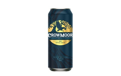 Crowmoor siideri 4,7% 0,5l dry apple